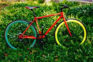 Горный велосипед Форвард