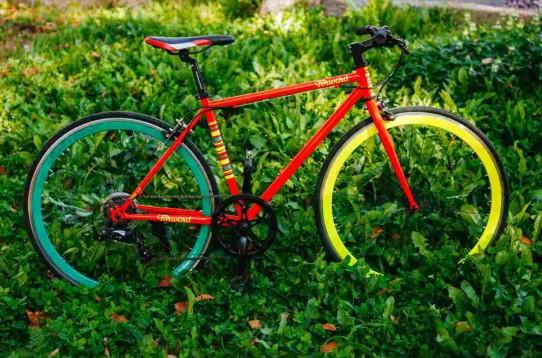 Горный велосипед Форвард>