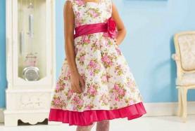 Перлита платья для девочек>
