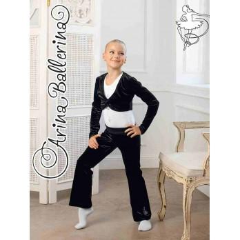 Брюки спортивные для девочек Arina Ballerina SGH 201244