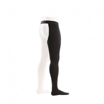 Моночулок мужской ИНТЕКС с поясом 1 рост 2 класс компрессии для правой ноги арт. ИЧМ-1р2к-пр