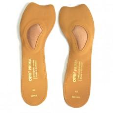 Полустельки ортопедические мягкие ORTO для обуви на каблуке от 5 см арт.Prima