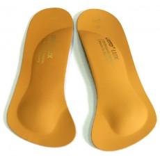 Полустельки ортопедические мягкие ORTO для обуви на каблуке от 5 см арт.Lux