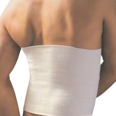Бандаж поддерживающий эластичный с содержанием шерсти Тонус Эласт арт. 9509-АМ, цвет белый