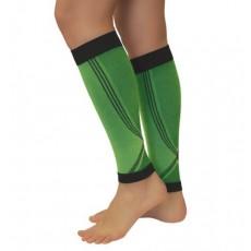 Гольфы для бега Тонус Эласт 1 класс компрессии 2 рост (170-182) арт 0408-01 Aktiv, цвет зелено-черный